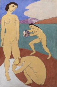 Henri Matisse (1869 - 1954) Le Luxe II National Gallery of Gallery. © Succession H. Matisse/BilledKunst Copydan 2012.