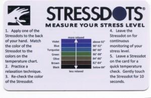 Stressdots