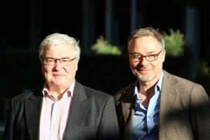 Karl-Heinz Brodbeck und Holger Noltze