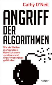 Buchcover Angriff der Algorithmen