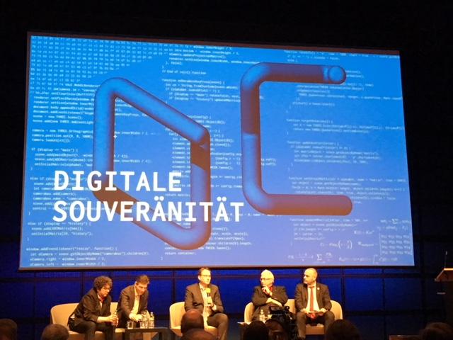 Digitale Souveränität im ZKM