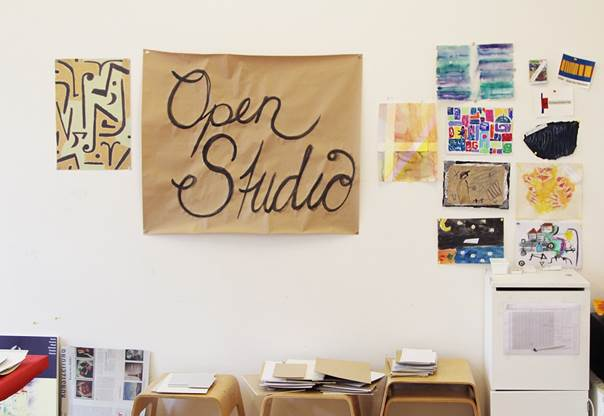 Open Studio, Foto: Fondation Beyeler