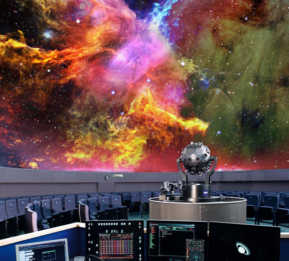 Ferne Welten, Bildquelle: Planetarium Freiburg