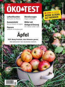Cover Ökotest-Heft-09-18