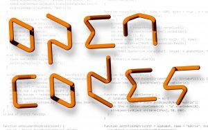 Open Codes Logo der 2. Ausstellungsphase