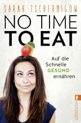 Buchcover No Time to Eat
