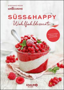Buchcover von Süss & happy - ein Koch- und Backbuch von Droemer Knaur