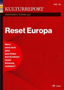 Buchcover von Reset Europa: Wann, wenn nicht jetzt?