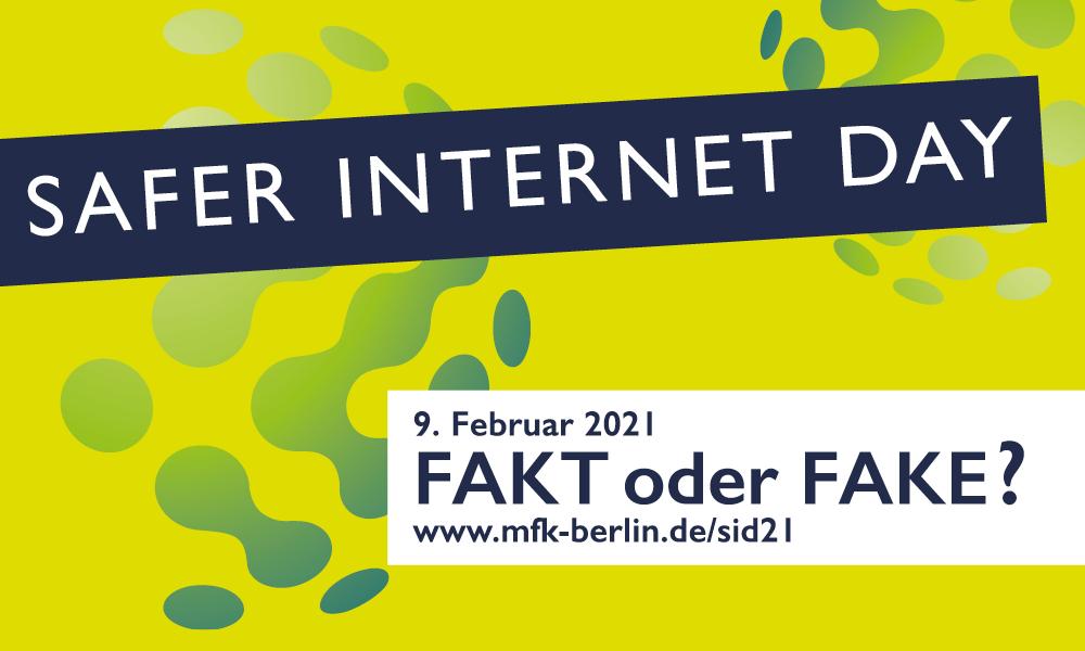 Safer Internetday Fakt oder Fake?